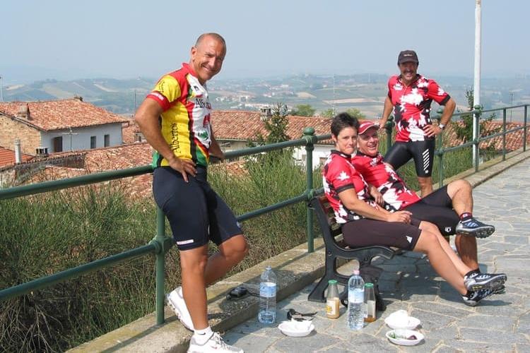 biking in piedmont