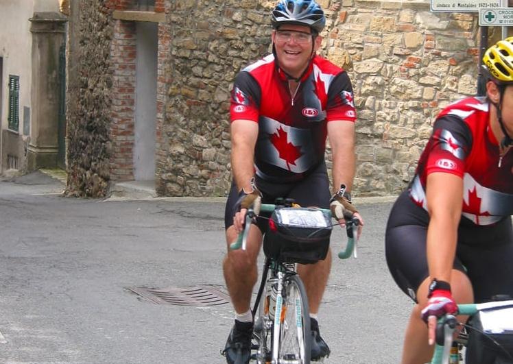 bike tours italy