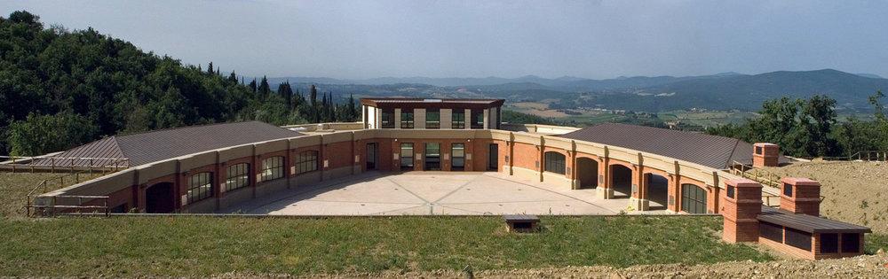 The Fonterutoli winery