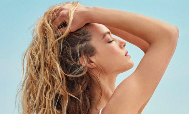 Sunshine we love you! - Here's our top four tips to protect your hair from sun damage.