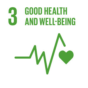 3 GOOD HEALTH & WELL-BEING