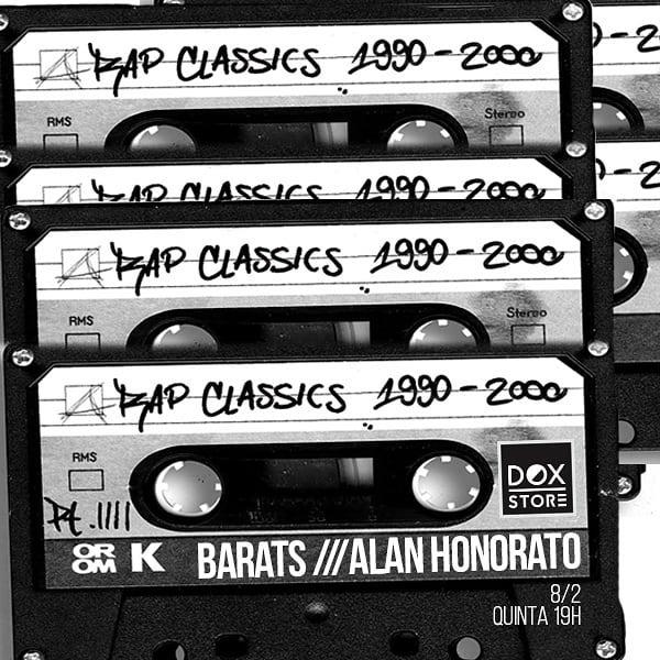 ⚡ QUINTA 8/2⚡ Recebemos Barats e Alan Honorato para uma noite regrada com o melhor do hip-hop classics! Valores de Happy Hour até as 21H!! 2 brejas por R$10 e 2 Gin e tônica ou 2 Drinks Fiu-Fiu por R$20.  19H ENTRADA FREE  #dox #quinta #barats #alanho #hiphop #happyhour