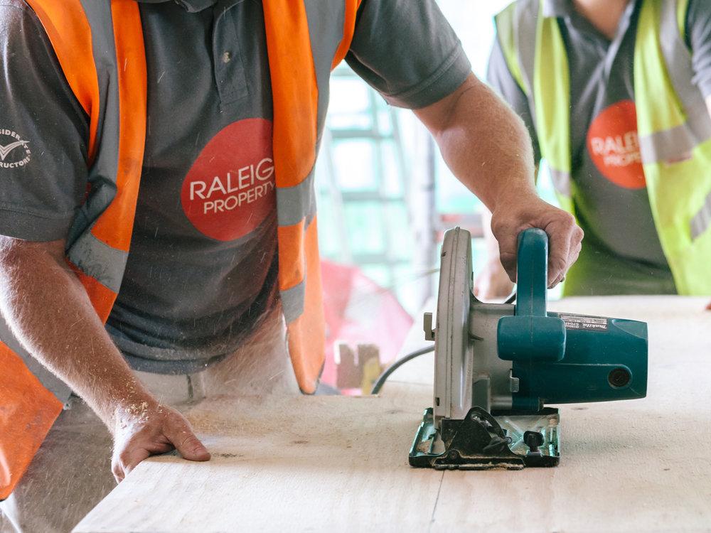 Raleigh Property / Vacancies