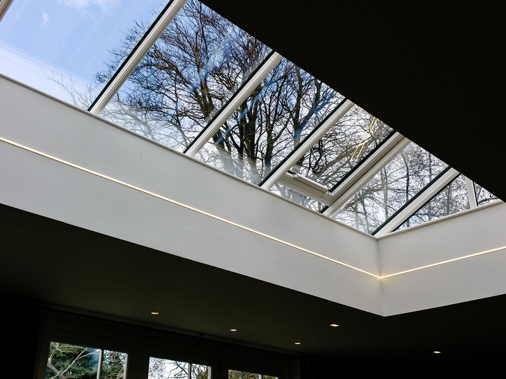 Raleigh Property / Orangery extension