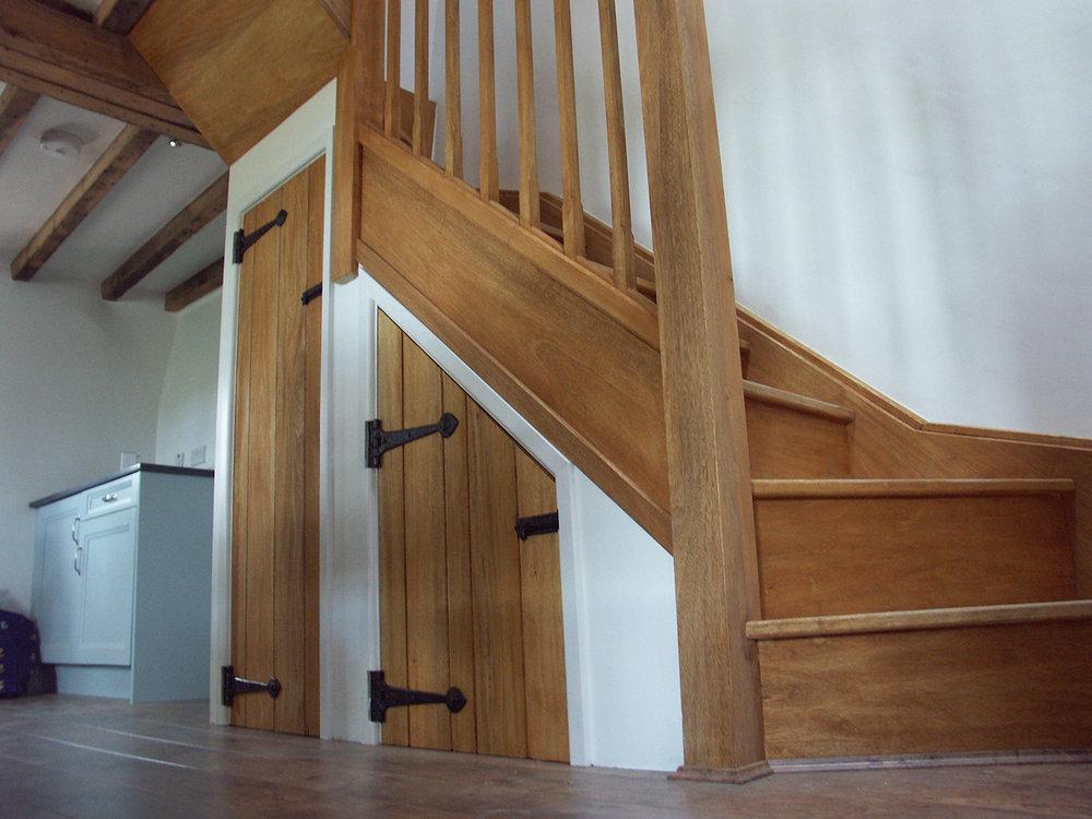 Raleigh Property / Barn restoration