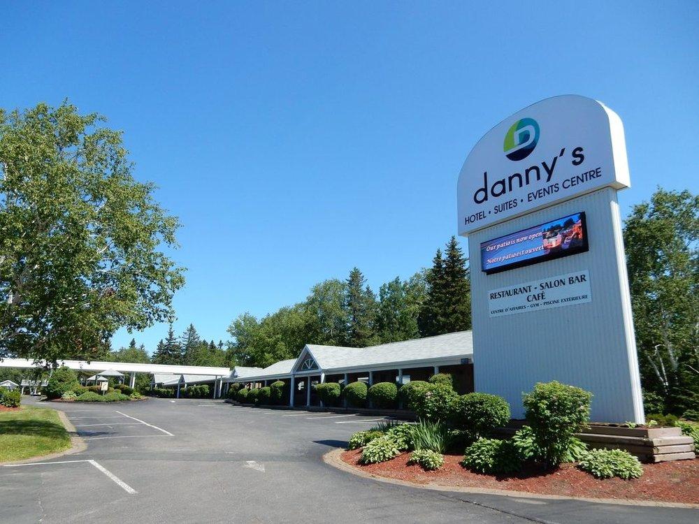 Danny's Inn - Accès direct au sentier506 546-6621 OU 800 200-1350