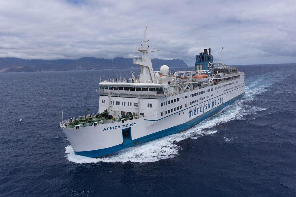 Mercy Ships auksjon - Lørdag 7. okt klokken 14.00 blir det auksjon til inntekt for Mercy Ships.Bli med,støtt en god sak og gjør en god handel.