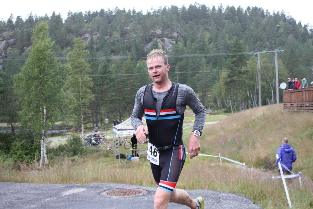 Stian Homme ble årets vinner med tiden 1:40:30. Vi gratulerer