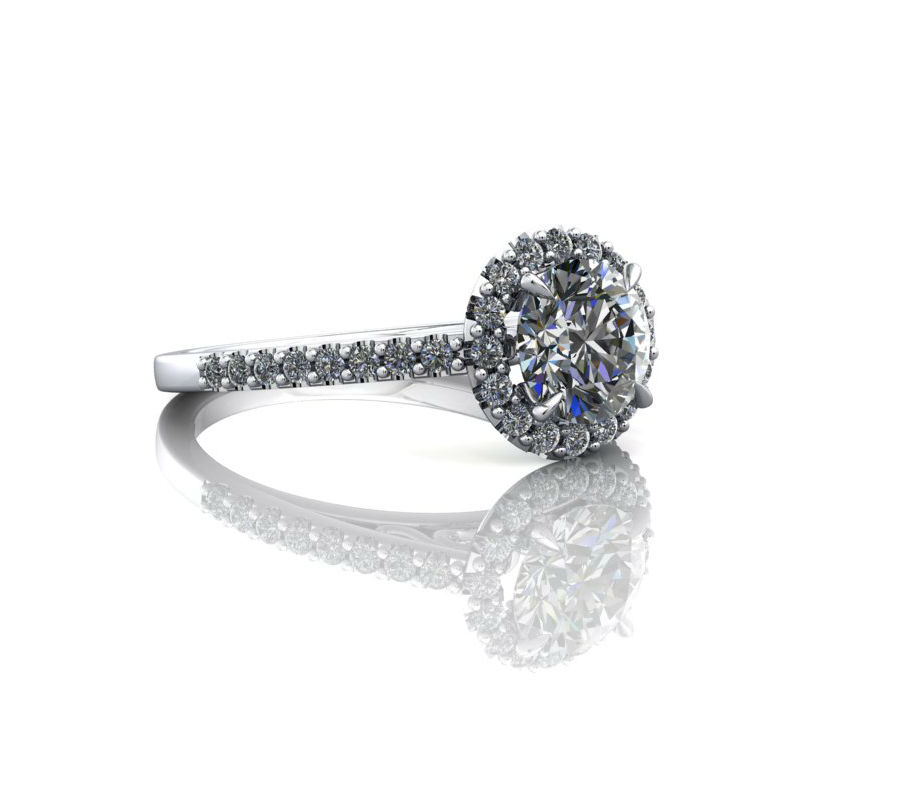 Halo round solitaire diamond ring.jpg