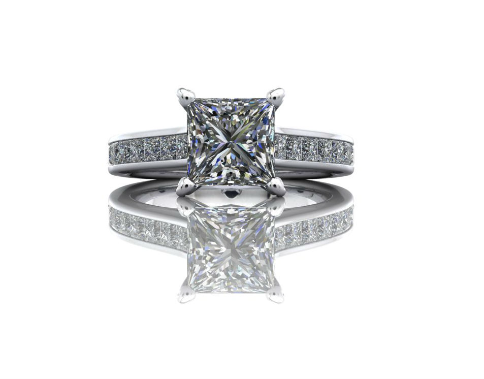 Princess Cut Diamond Solitaire.jpg