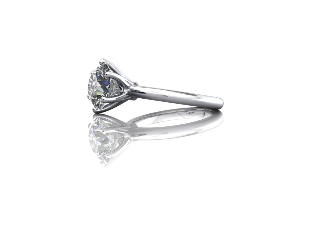 A ring can represent a lot. Find out how I ensured this ring cut the mustard ...