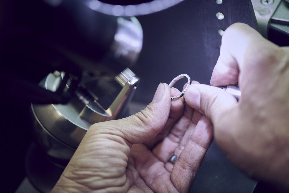 world-class craftsmanship - Guaranteed for life
