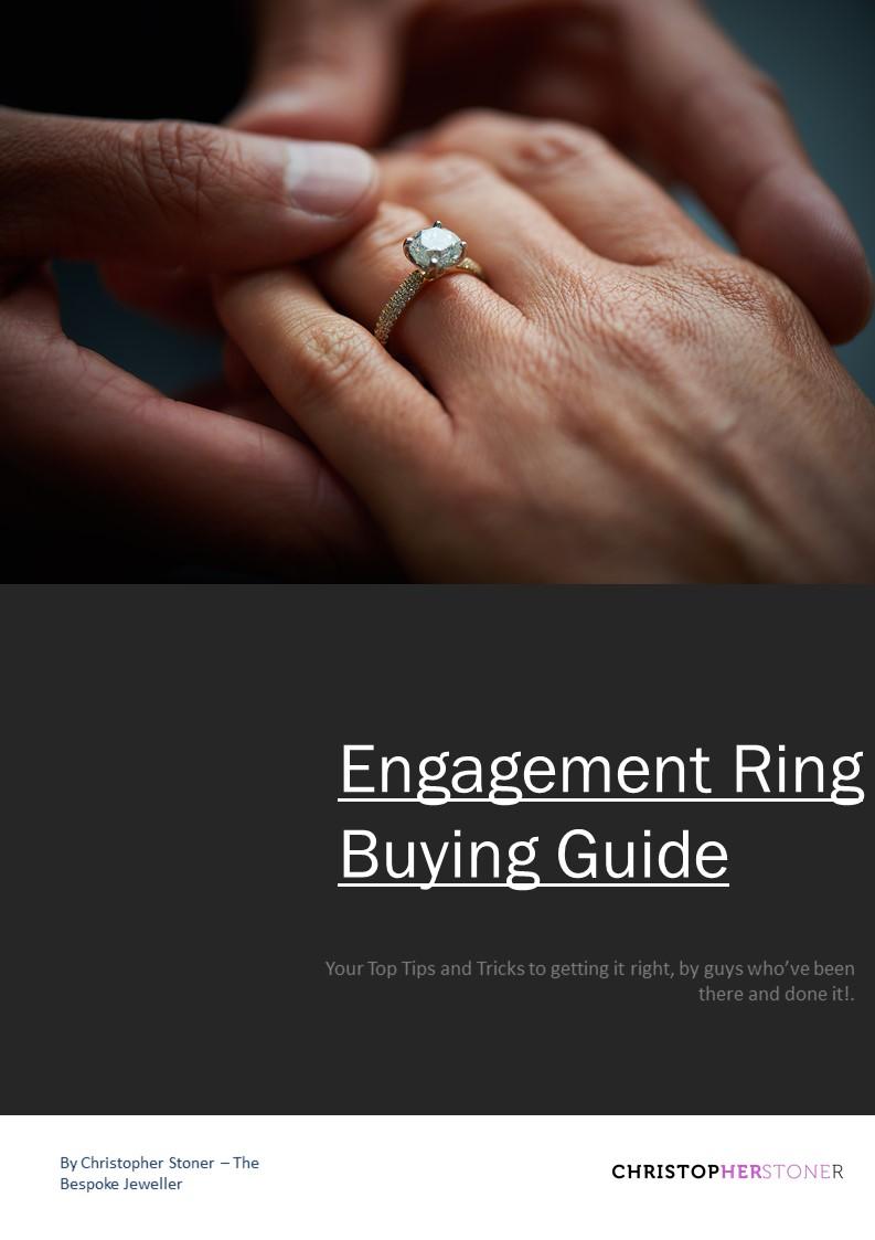 FREE engagement ring buying guide