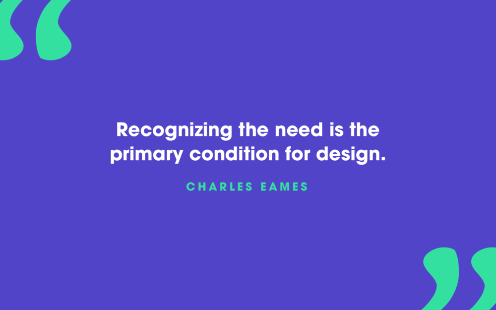 recognize_the_need_quote_design
