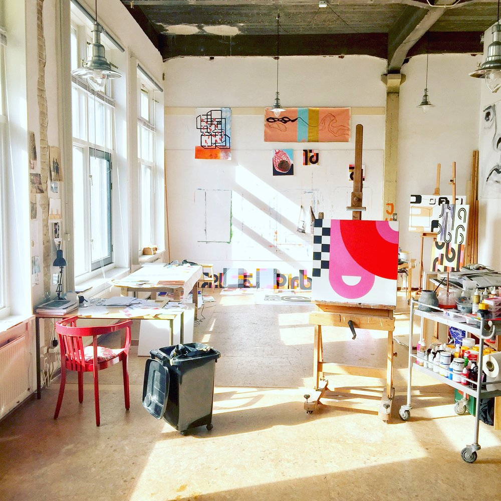 studio, loeskoomen.JPG