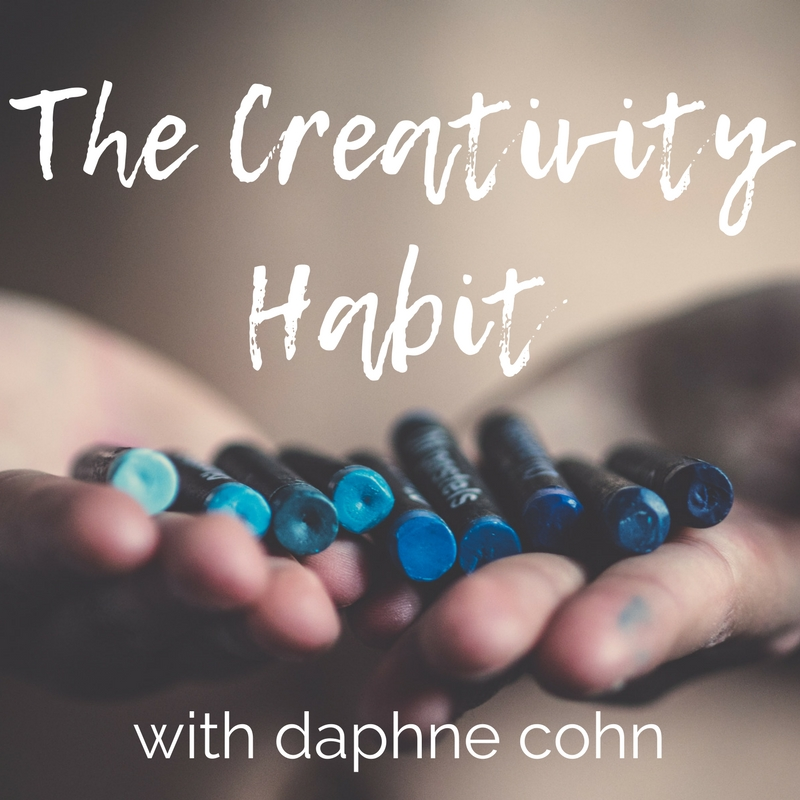 3. The Creativity Habit