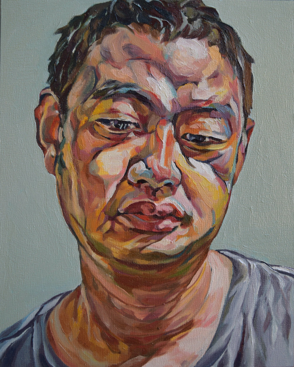Qing_Song_Gray_OilonWoodPanel_10x8.jpg