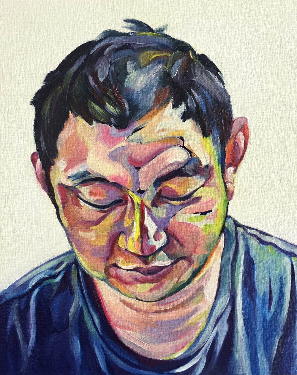 Qing_Song_Violet_OilonWoodPanel_10x8.JPEG
