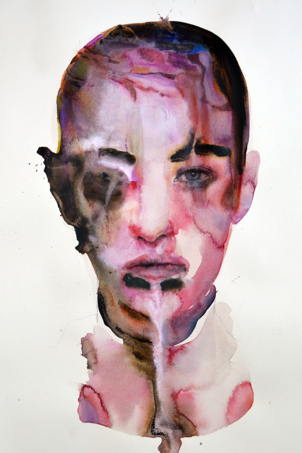portrait_study_purple_watercolour_and_ink_on_paper.jpg