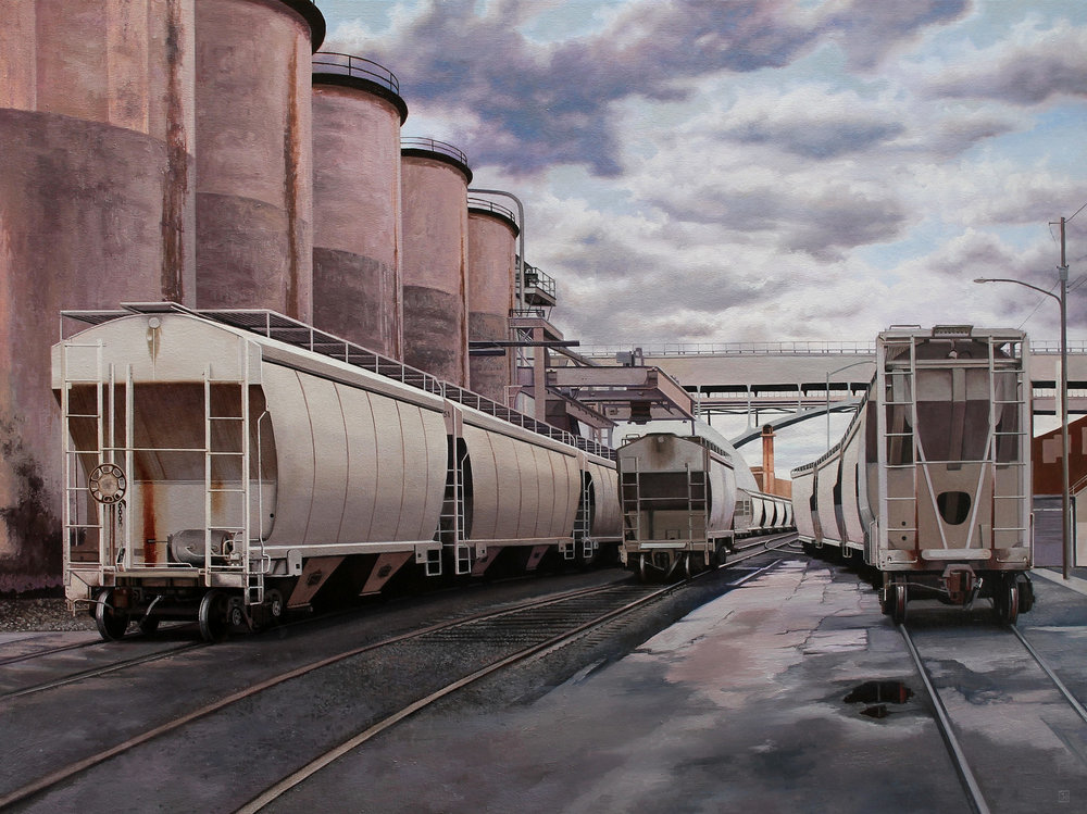Jessica Hess - %22PDX Trains%22.jpg