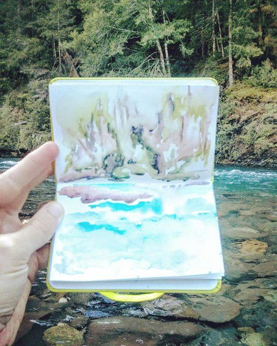 Elwah River watercolor sketch.jpg