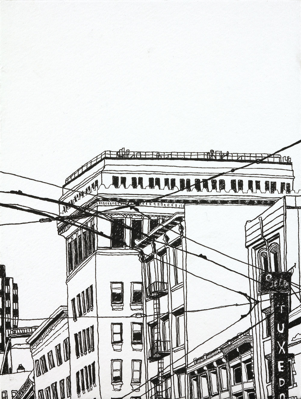 The_buildings_speak_their_history_8_x_6_inches_ink_on_paper.jpg