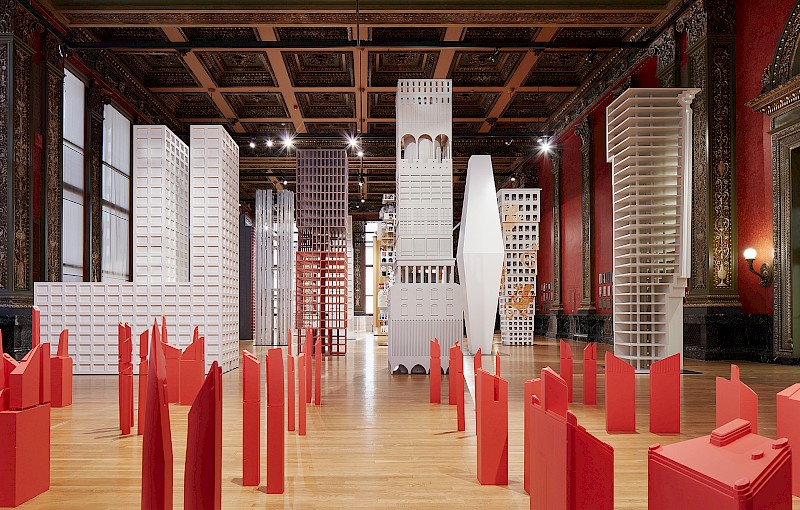 Photo courtesy of the Chicago Architecture Biennial.