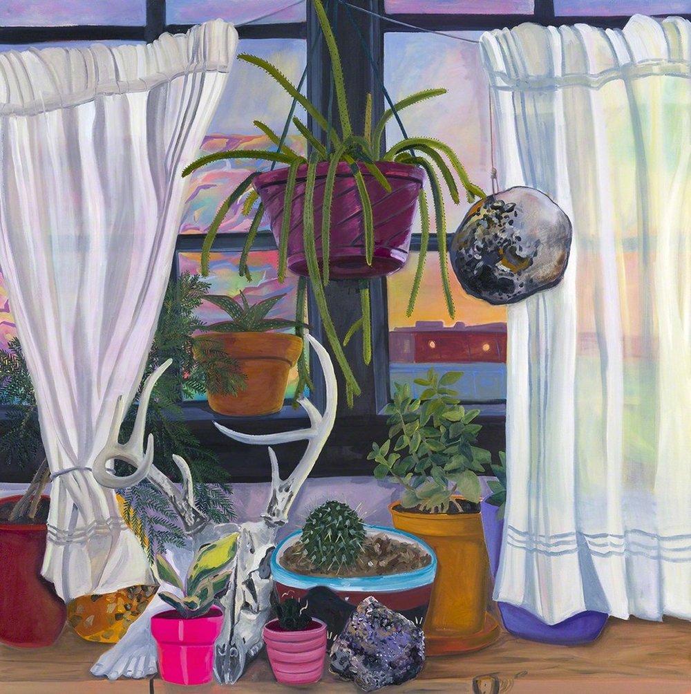 3. Anna Valdez (Hashimoto Contemporary)
