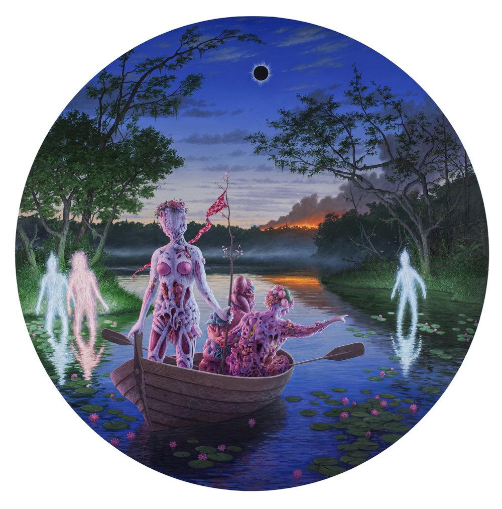 Adrian Cox 'Veiled Healer with Harrowing Journey'.jpg