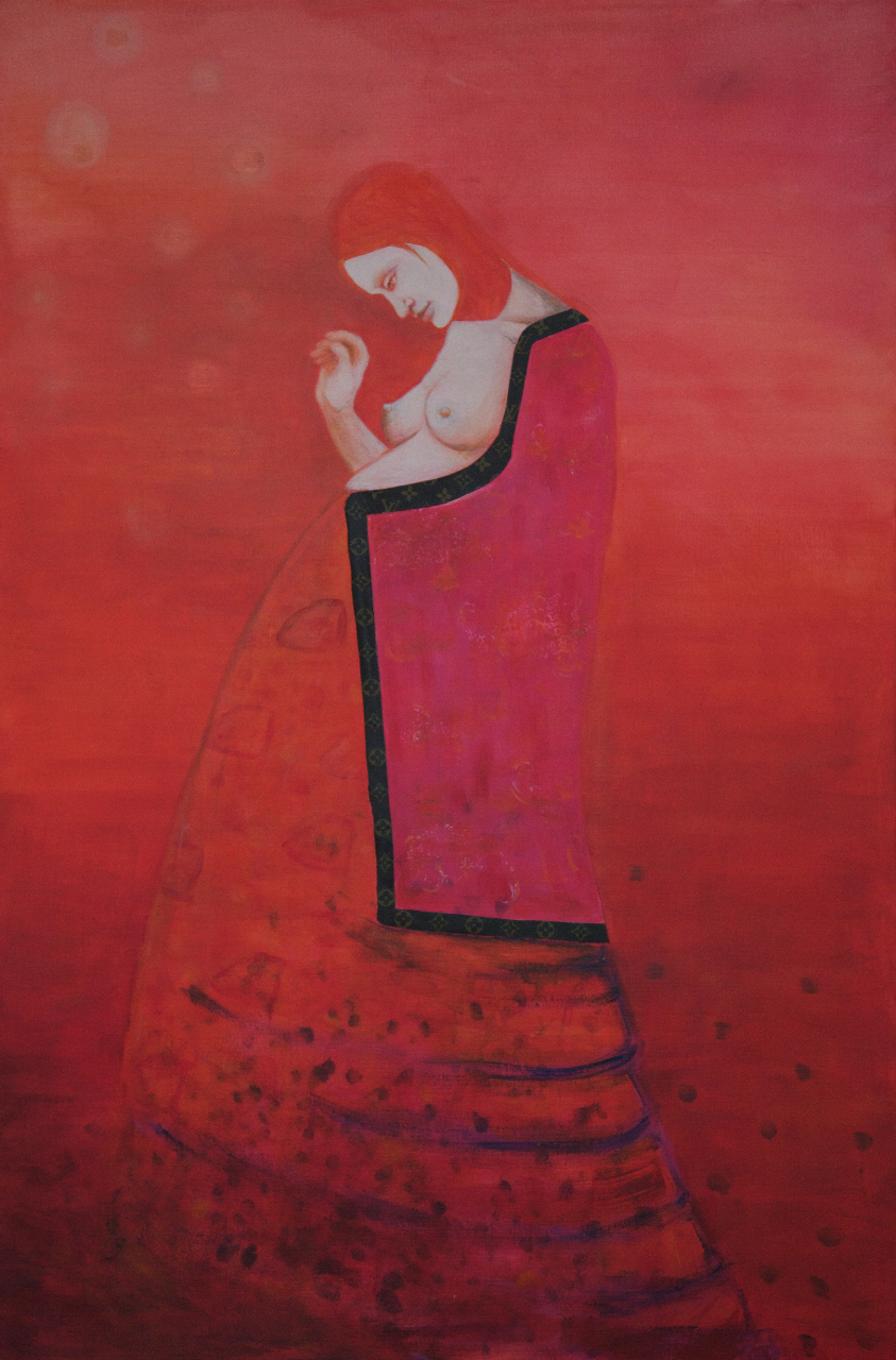 Anne Plaisance-born to die-150x100cm-2012.jpg