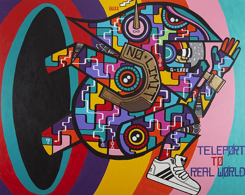 TELEPORTATION (48x60).jpg