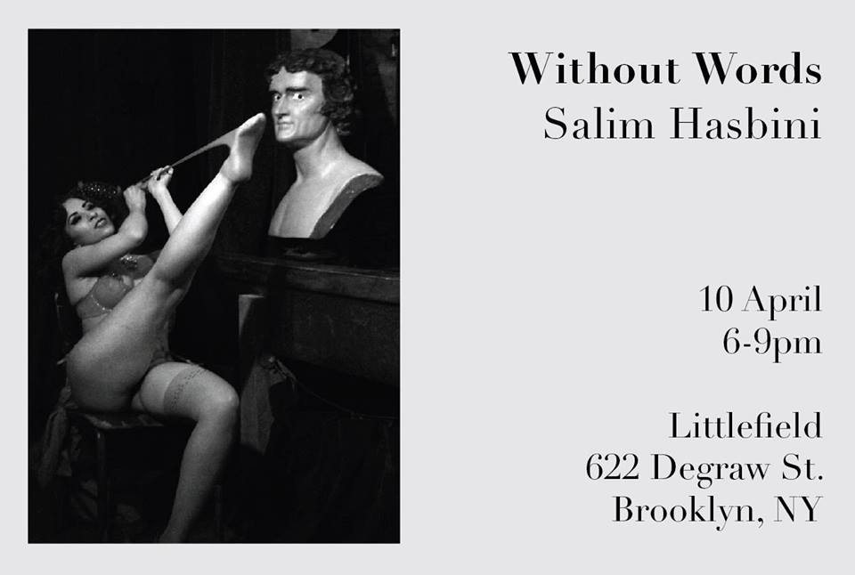 Salim Hasbini - Without Words Card