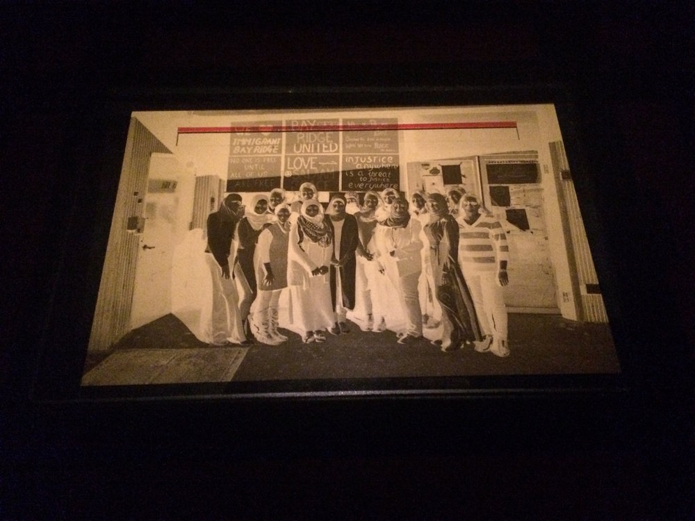 Darkroom: Here's the projected photo