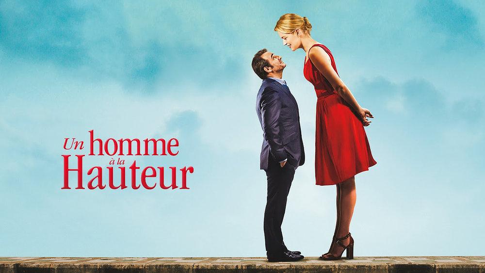 Un Homme à la Hauteur  Un film de Laurent Tirard Avec Jean Dujardin et Virginie Efira Co-production Gaumont - M6  Sortie en salle le 4 mai 2016