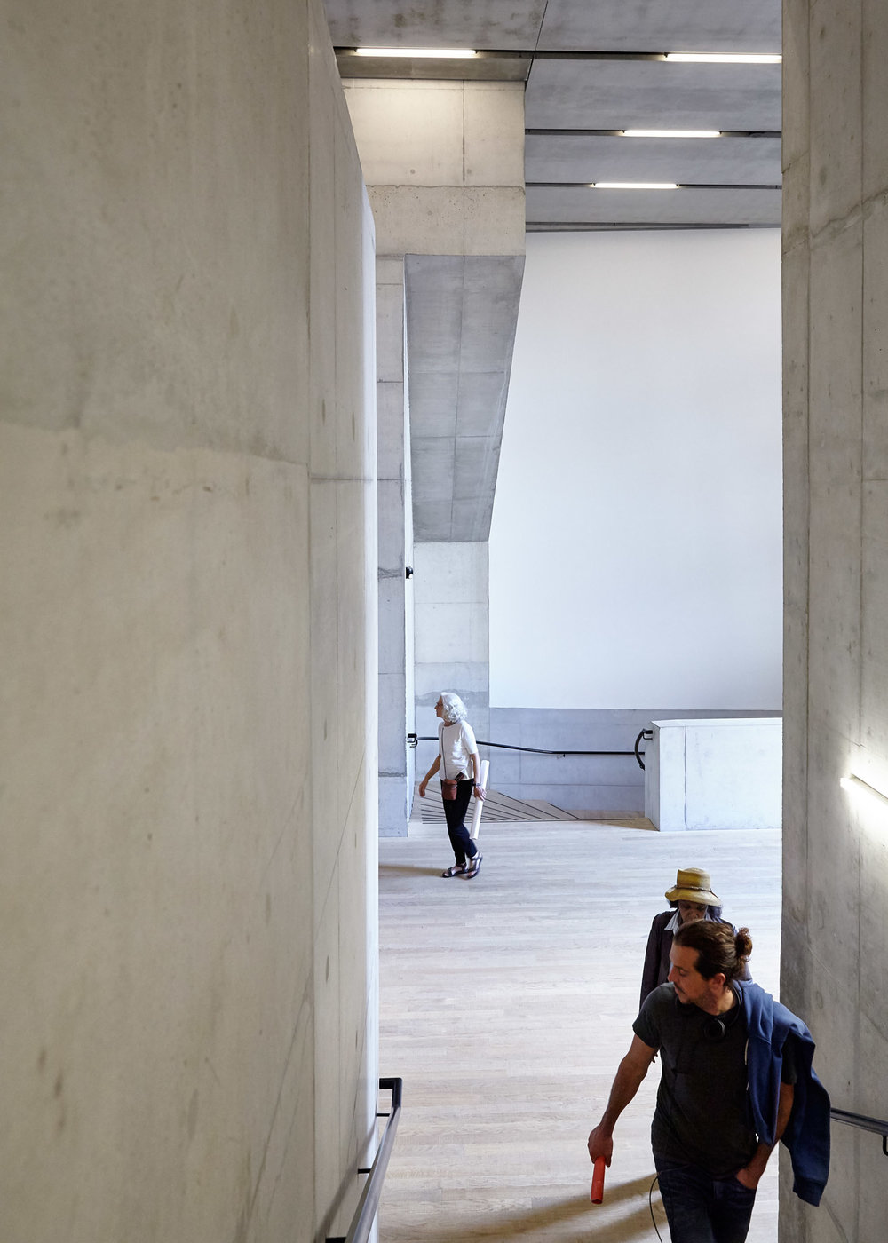 TATE MODERN PROJECT, LONDON: HERZOG & DE MEURON
