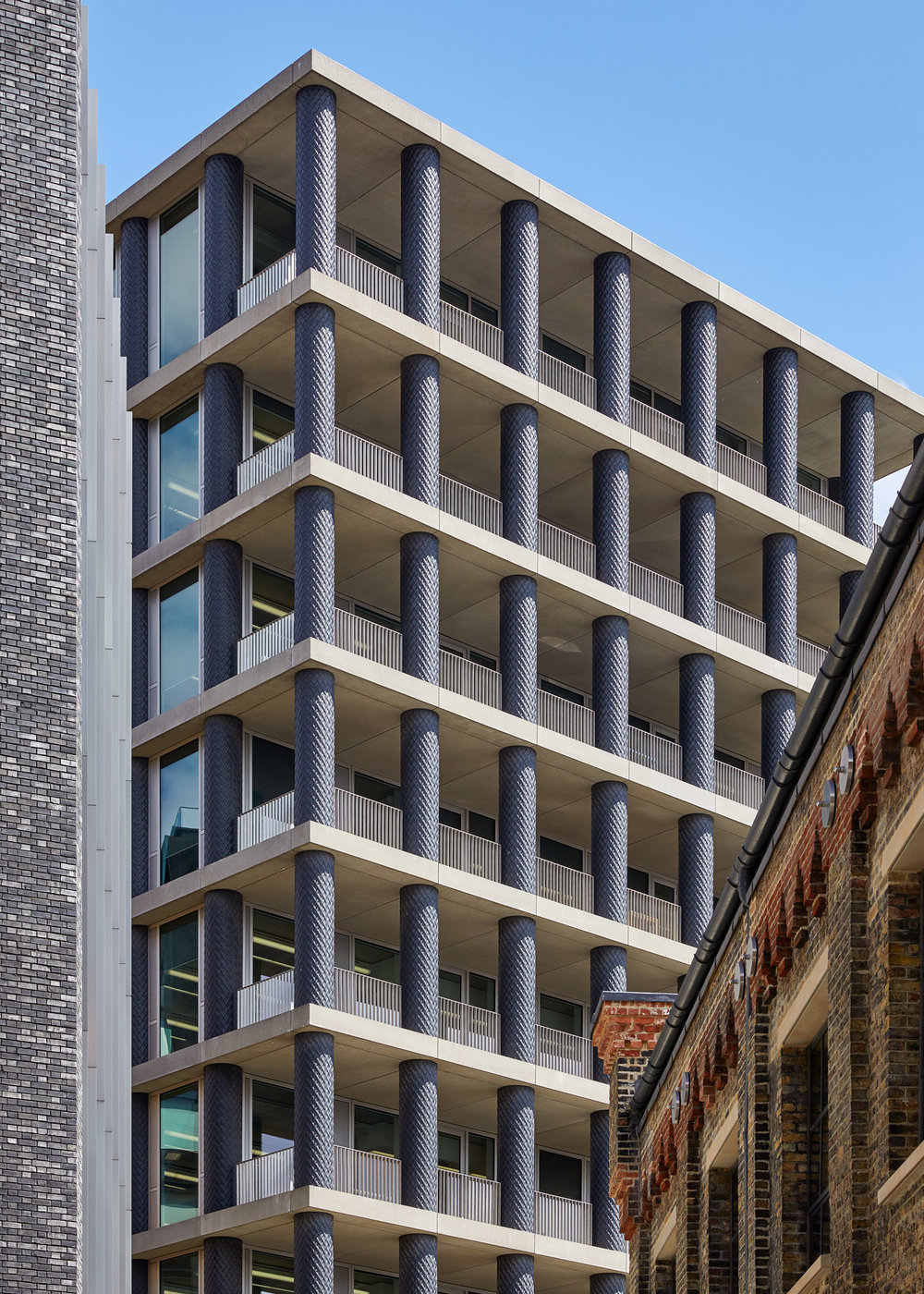 1 PANCRAS SQUARE, LONDON: DAVID CHIPPERFIELD