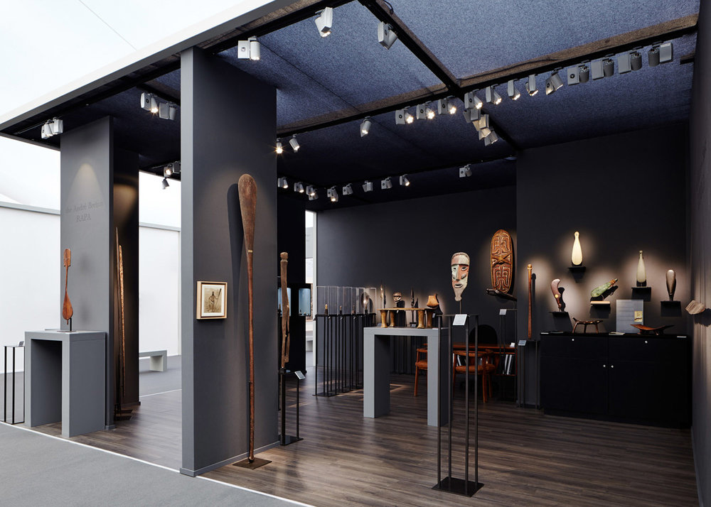 FRIEZE MASTERS, LONDON: SELLDORF ARCHITECTS