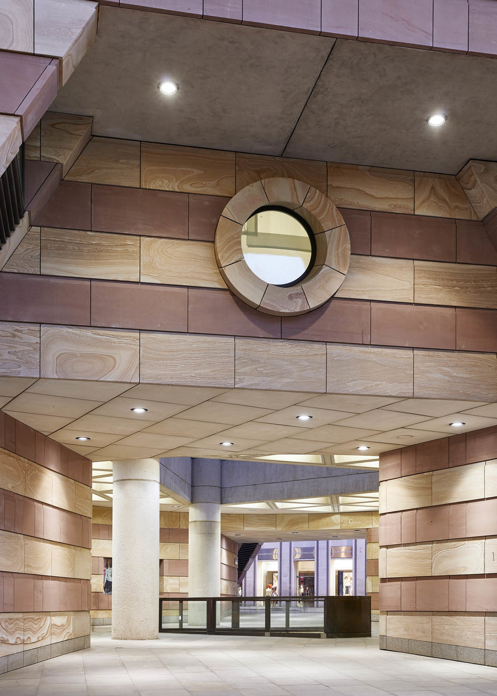 NO.1 POULTRY, LONDON: JAMES STIRLING