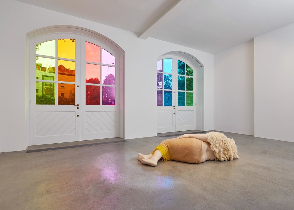 KNOCK KNOCK: HUMOUR IN CONTEMPORARY ART - SLG - LONDON