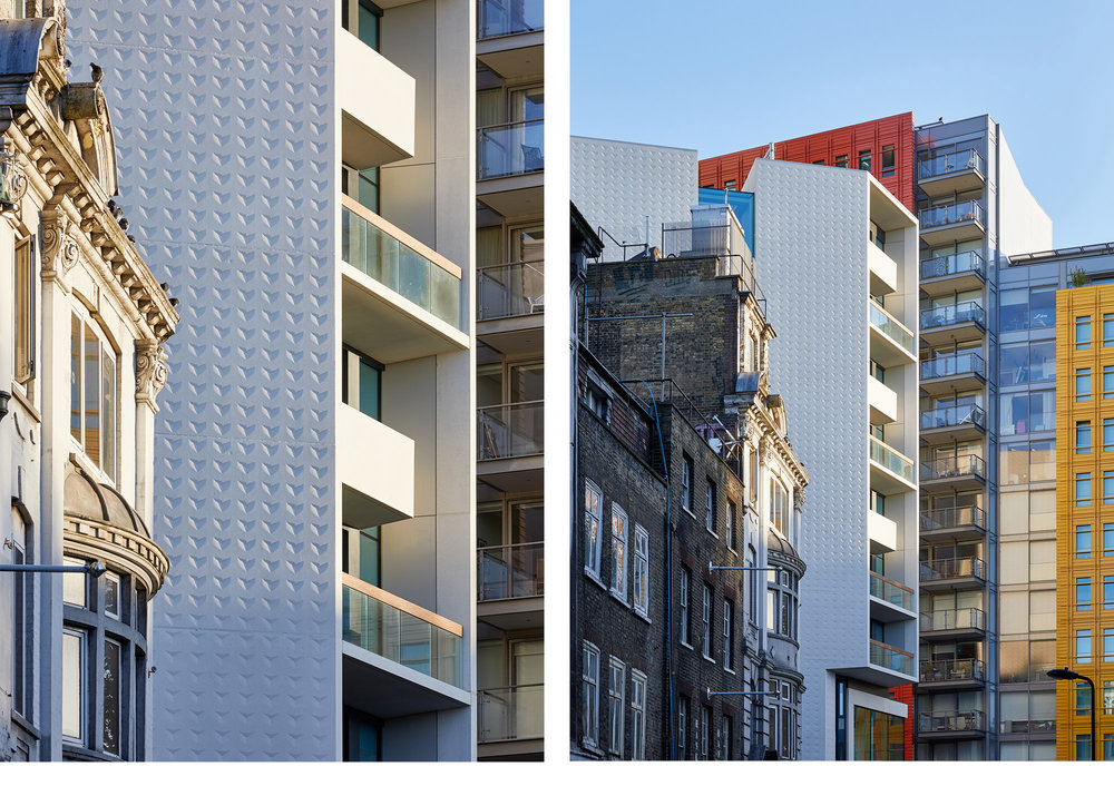 WHITE LION HOUSE, LONDON: MICA ARCHITECTS