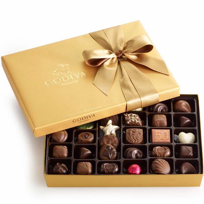Box of 25 fresh truffles £35