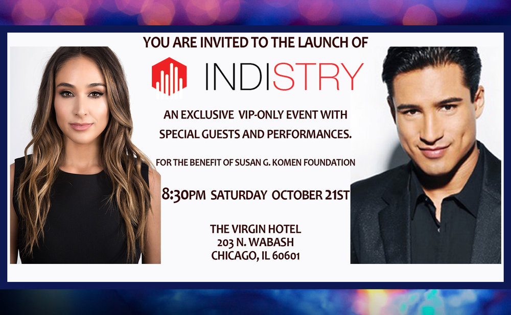 Susan G Komen // Indistry TV - Ignite The Fight with Mario Lopez + Danielle