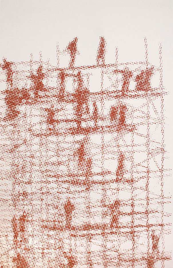 Impalcatura - Serie Lavoratori indiani in Quatar