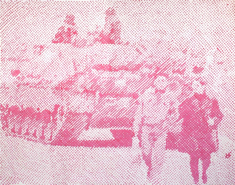 Carro armato rosa