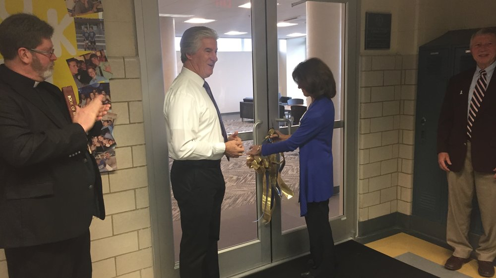 Renovated Library Opens As Student Technology And Media Center Ncc
