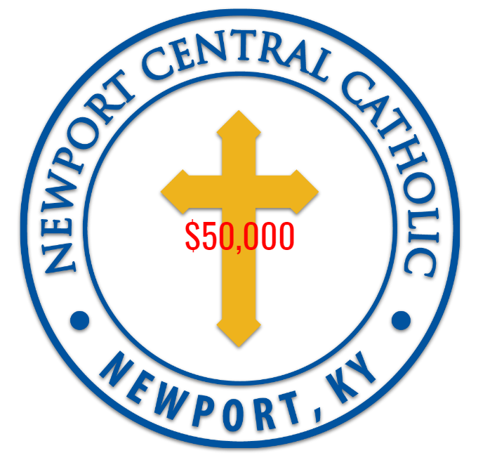 Newport Catholic & Our Lady of Providence 50 Year Reunion Legacy - The Class of 1968 from NC & OLP are beginning a new tradition by leaving a $50,000 legacy fund in celebration of their 50th Reunion & in support of their Alma Mater.To view their progress click here or the image above.To support the Legacy fund visit https://www.ncchs.com/give/ or contact Kenny Collopy in the Advancement Office kcollopy@ncchs.com or (859) 292-0001 ext. 12.