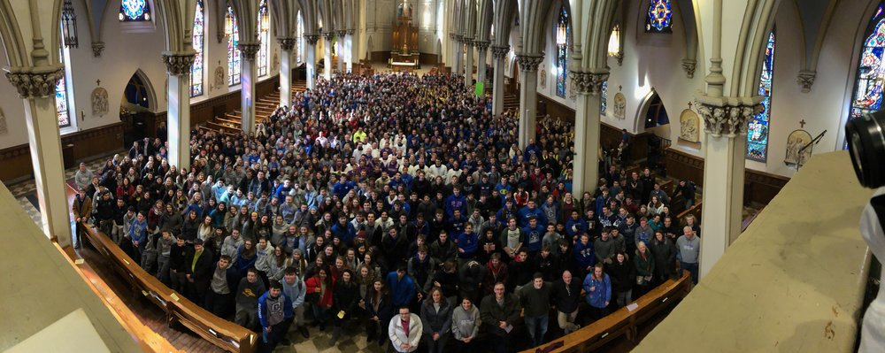 Nearly one hundred and thirty-five NCC students will join hundreds from the Diocese of Covington at the March for Life Rally. The group will attend Holy Mass prior to the March with Rev. Roger J. Foys, D.D., Bishop of Covington.