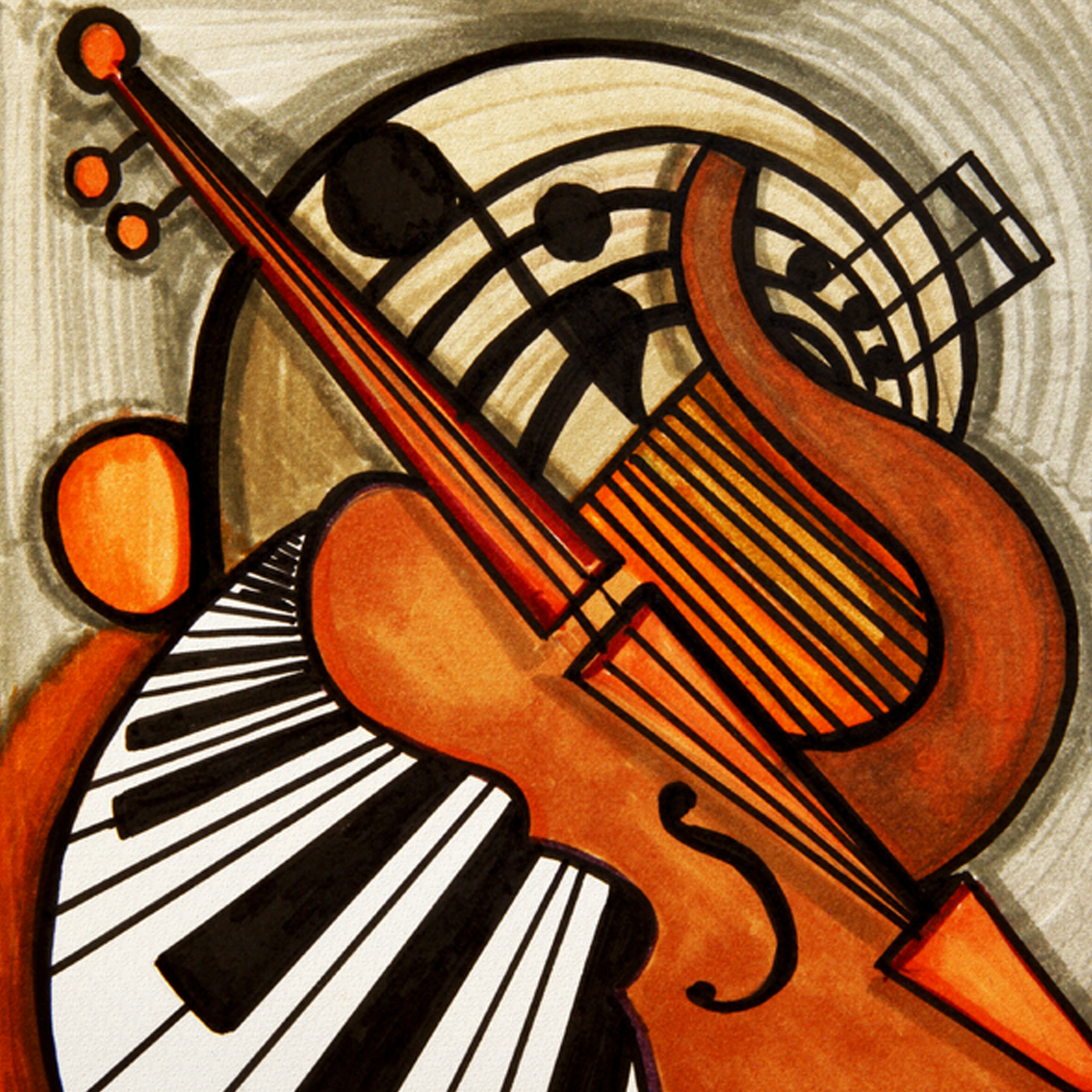 live music jazz duo sean cookus ken bussey the river house