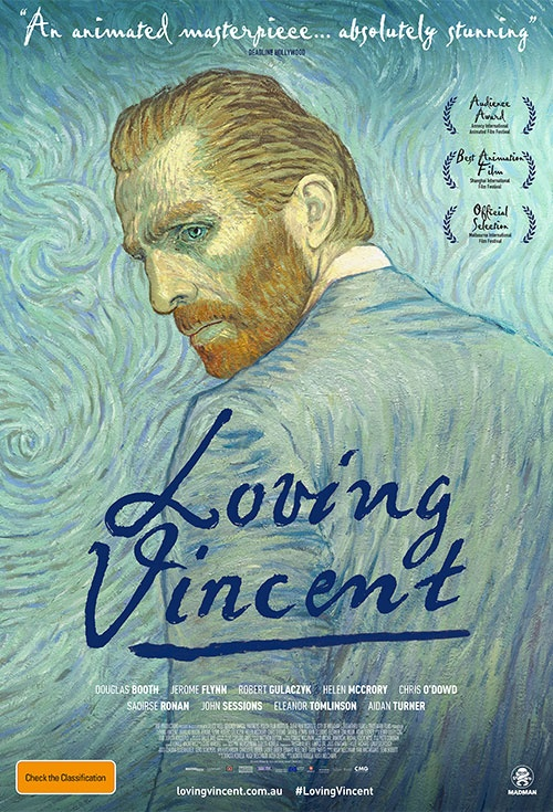 Loving Vincent Film At The Alamo A River House Fundraiser The River House