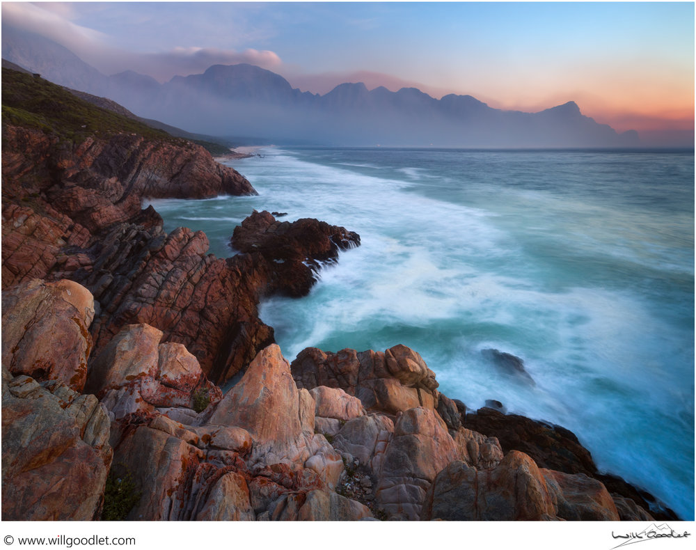 Gordon's Bay, South Africa.